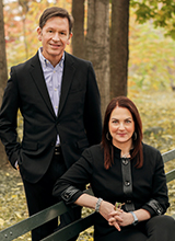 Andrew and Amelia Team, Halstead Real Estate