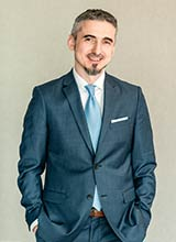 Senad Ahmetovic, Halstead Real Estate