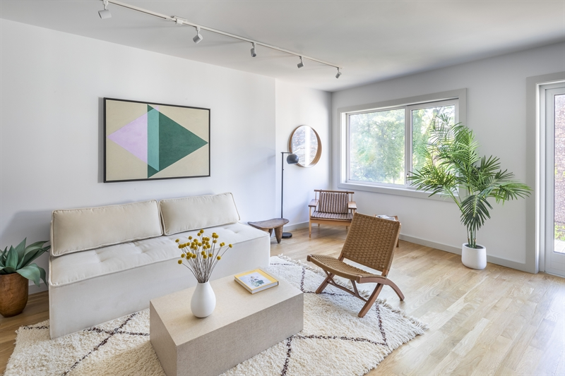 Welcome to 852 Saint Johns Place – A modern energy efficient boutique condominium comprised of five full-floor residences paired with advanced Passive House technology providing a healthy environment and sustainable living.