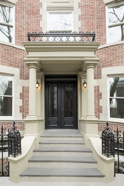 Landmarked living in historic Park Slope designed and handcrafted in 1905. Meticulously modernized in 2019.