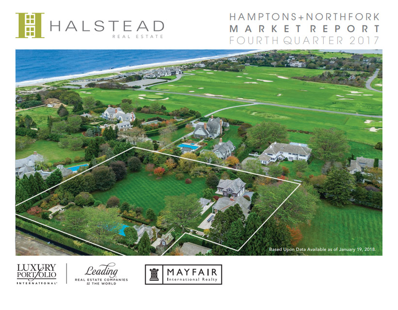 Hamptons and North Fork Market Report 2017 Year End