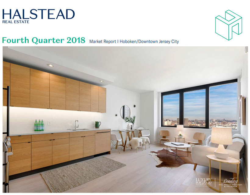 New Jersey: Hoboken / Downtown Jersey City Quarterly Report, 1st Quarter 2018
